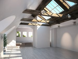 Wohnungsausbau mit naturbo Lehmputzplatten
